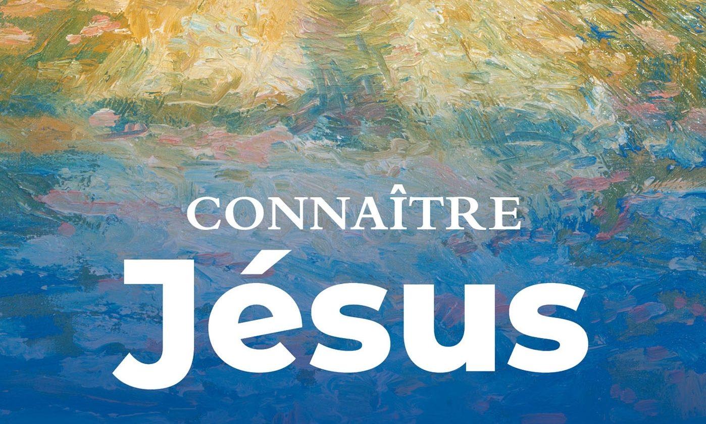Connaître Jésus cover
